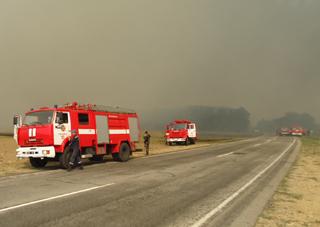 На Херсонщине создадут штабы по контролю над пожарной обстановкой