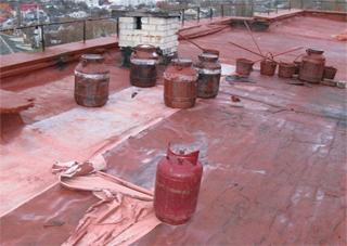 """Как Департамент ЖКХ """"защищал"""" интересы горожан или ремонтируем крыши без умысла и под гипнозом"""