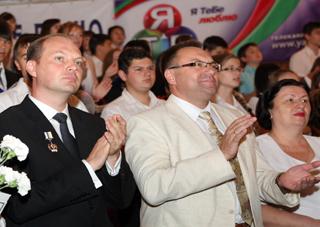 Андрей Яценко: «ШГТ – это большая дружная семья, где царит любовь…»