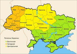 У Януковича отрицают планы изменить территориальное устройство