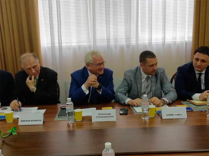 Олександр Співаковський: Перемога приходить через людей