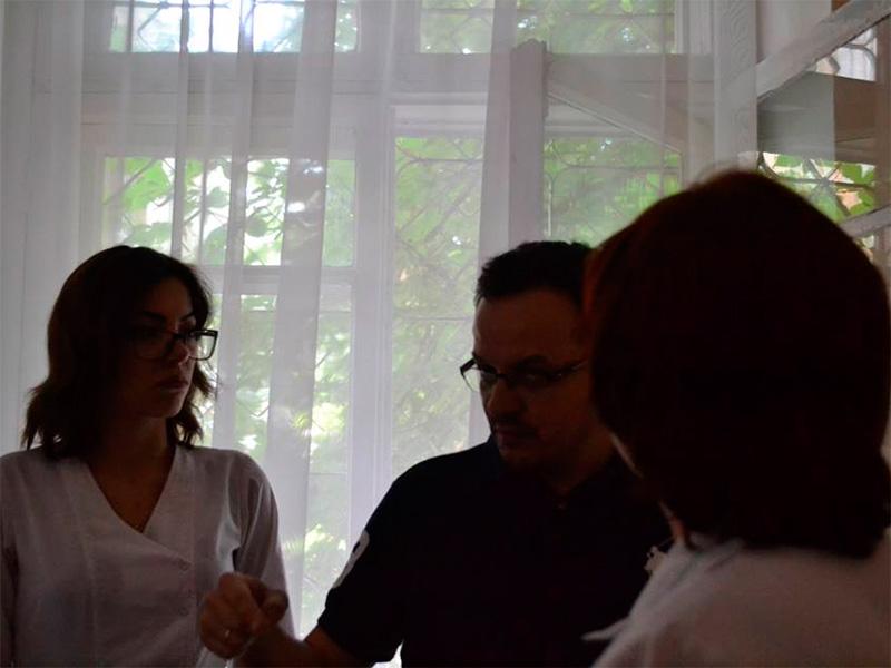 Департамент охорони здоров'я дезінформує медиків на Херсонщині