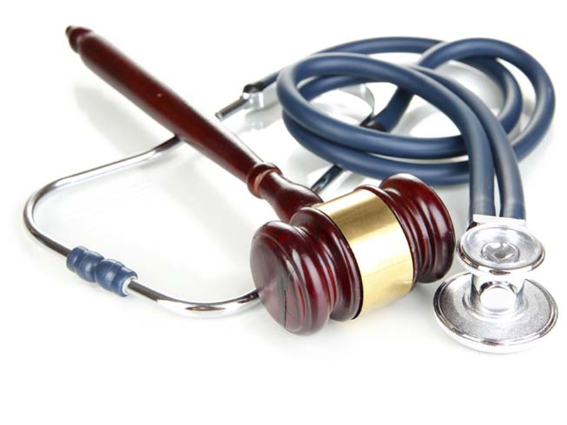 За неналежне лікування — догана і суд
