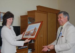 У Скадовска есть побратим в Беларуси