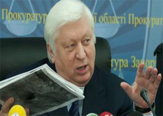 Генплан Херсона – Генпрокурору Украины
