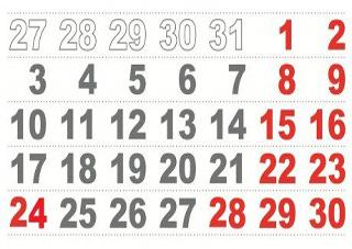 На следующей неделе херсонцы будут работать только 3 дня