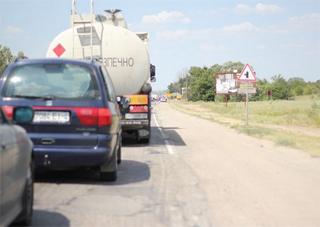 Херсонським дорогам встановлять «термін придатності»?