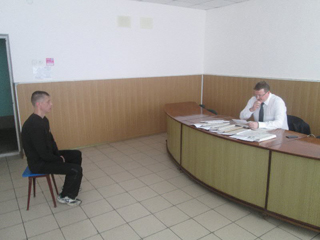 Прокурор області побував у колонії