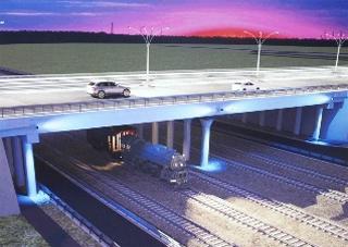 Мостовой переход в Херсоне будут строить за счет бюджета области или в кредит?