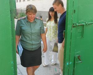 У Херсонському СІЗО - день відкритих дверей