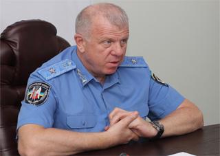 Генерал Литвин: «Херсонщина  превратилась в сплошной базар…»