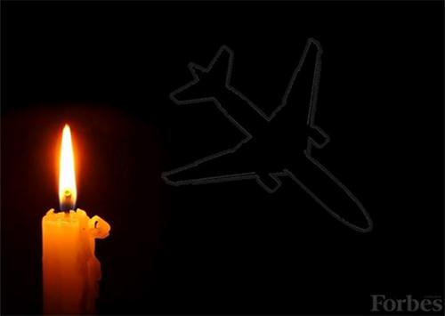 Трагедия в небе Украины