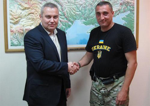 Андрей Путилов: На таких людях, как ребята из батальона «Херсон», держится страна