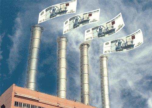 Херсонські бізнесмени платять гроші за руйнування атмосфери