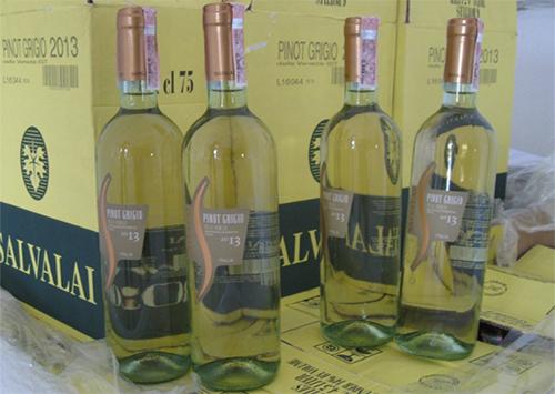 Італійське вино митницю не пройшло