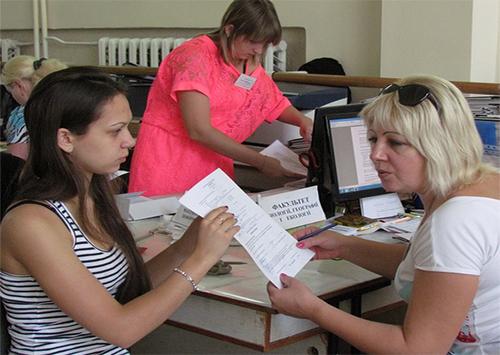 Мешканці Сходу України хочуть навчатись у Херсоні