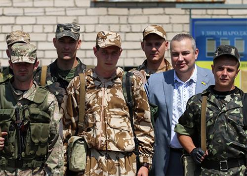 Удар по тылу Украины, по Херсонщине
