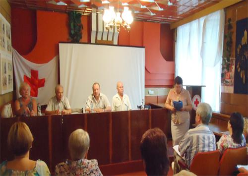 У Херсонської обласної організації ТЧХУ все під контролем