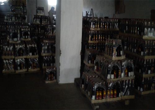 Херсонські  податкові міліціонери  вилучили в Одесі алкогольний фальсифікат