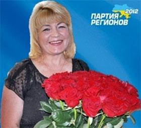 «Эпицентр»  Херсона - в розах…