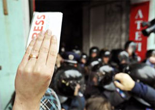 Нардеп от Херсонщины выступил на защиту СМИ