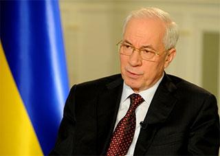 Азаров подал в отставку