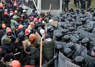 В МВД обнародовали данные о пострадавших в ходе столкновений