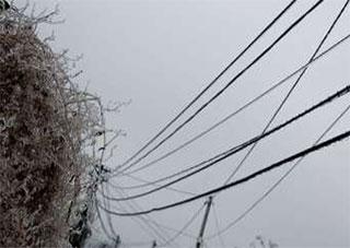 Более 100 населенных пунктов обесточены на Херсонщине из-за непогоды