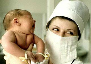 В Херсоне создают центр, где будут принимать тяжёлые роды