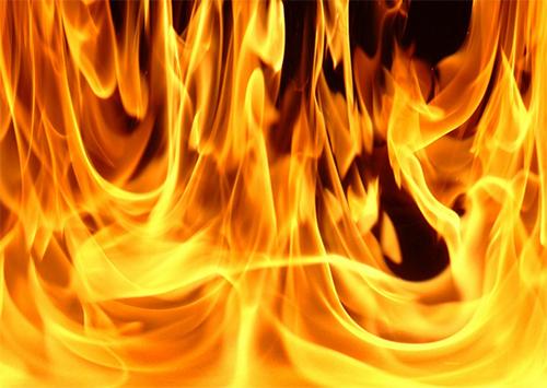 Каховські рятувальники загасили пожежу за 15 хвилин
