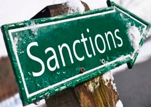 Дамоклов меч санкций – уж занесен