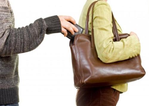 Неизвестные украли кошелек у жительницы Новой Каховки