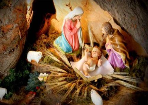 Каховка наряду со всей Украиной праздновала Рождество