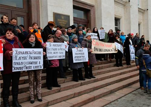 На Півдні України презирливо ставляться виключно до російської влади, а не мешканців Росії