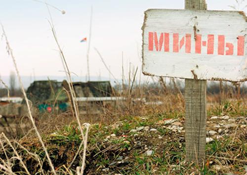 Херсонские селяне убирают за российскими оккупантами