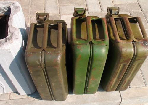 Військові на Херсонщині розікрали палива на чверть мільйона гривень