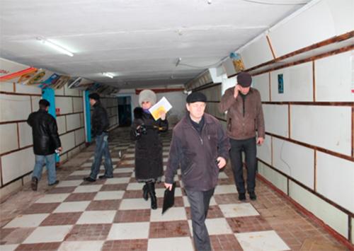 У Скадовську готують бомбосховища