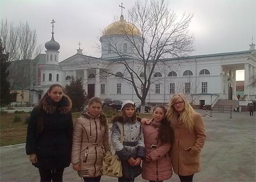 Херсонські школярі знають: «Моя Батьківщина – Україна»