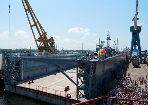 Херсонщина та Миколаївщина стануть Центрами відродження військово-морського флоту України