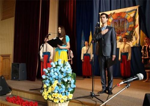 Гордимся тем, что мы украинцы!