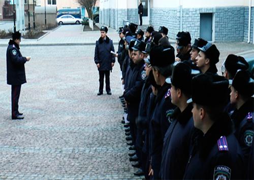 Милиции на улицах Херсона стало вдвое больше