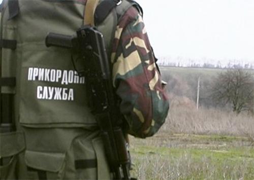 Охотничье оружие с Крыма задержано пограничниками