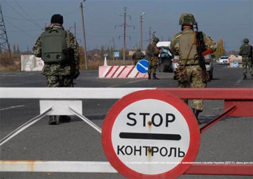 На границе с Херсонщиной отлавливают дезертиров