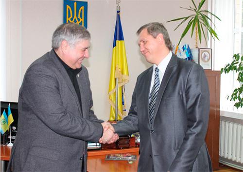 Народжується дружба чорноморського Скадовська та балтійського Павілоста