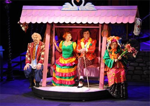 В Херсонском театре – громкая премьера!