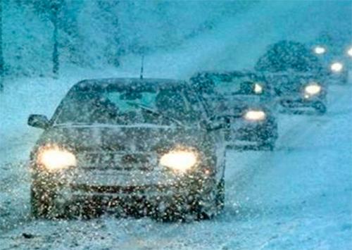 Снежный апокалипсис на Херсонщине