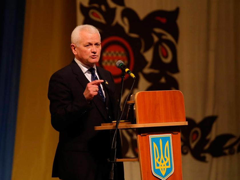 Олександр Співаковський презентував проект стратегічного розвитку української освіти