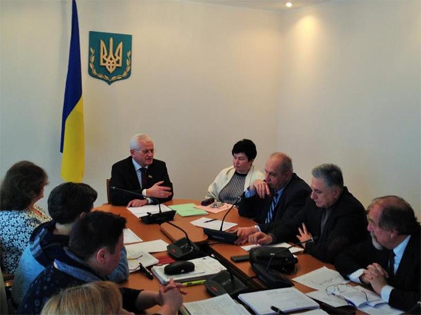 Нардеп Співаковський працює над проектом закону «Про освіту»