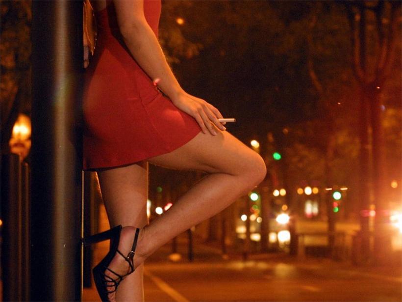 В Херсоне задержали девушек, занимающихся проституцией