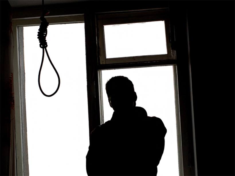 Херсонщина стала краем самоубийц